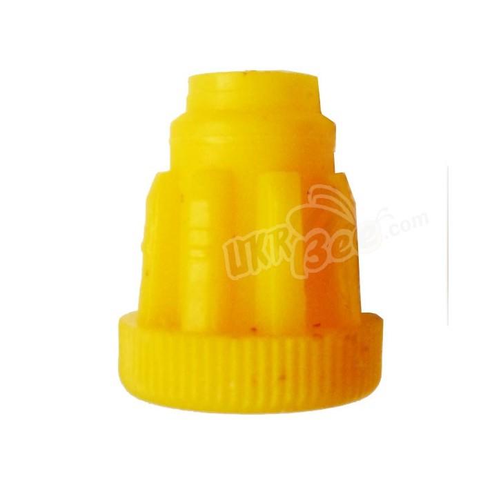 Держатели (желтые) мисочек из набора Джентерского сота