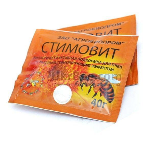 Стимовит (подкормка для пчел) (рис 3)