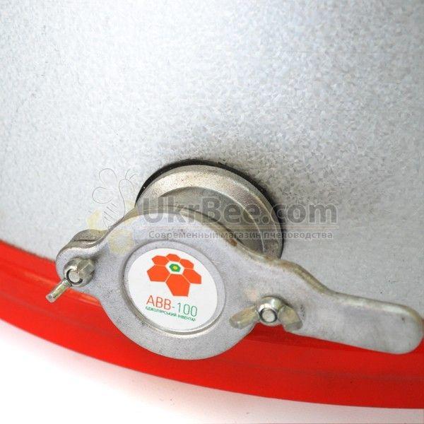 Медогонка 2-х рамочная, поворотные кассеты (рис 5)