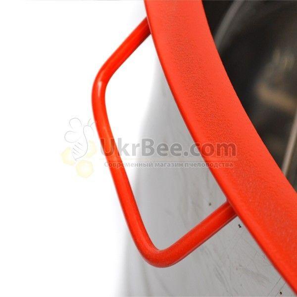 Медогонка 3-рамочная, поворотные кассеты, нержавющие (рис 8)