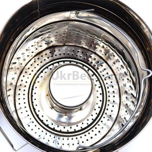 Воскотопка из нержавеющей стали (12 литров) (мал 3)