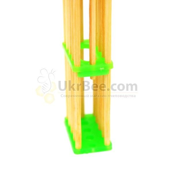 Бамбуковая клеточка на 5 отсеков (рис 2)