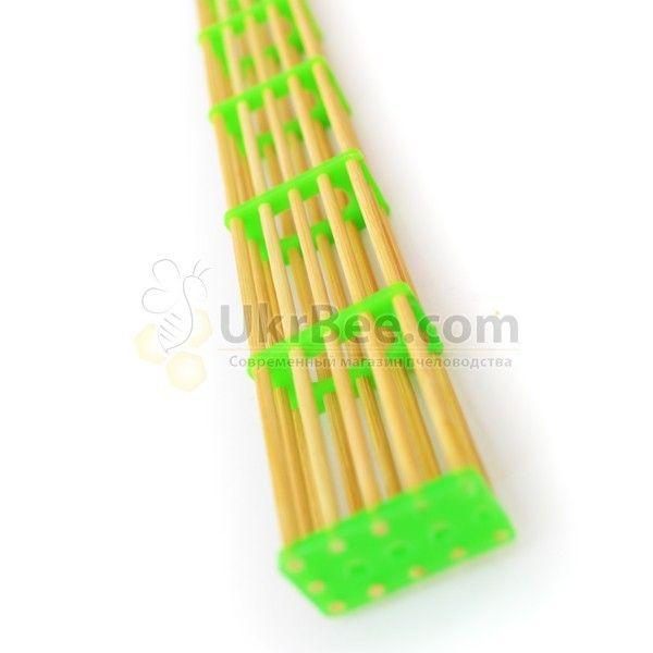 Бамбуковая клеточка на 5 отсеков (рис 3)