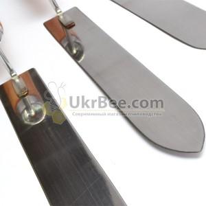 Пасічний ніж HONEY-LIGHT-L225, лезо нержавіюча сталь (мал 5)