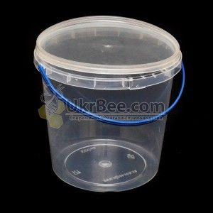 Ведро для меда (1 литр) (рис 4)