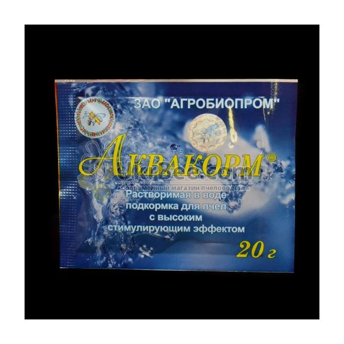 Аквакорм. Подкормка (20г)
