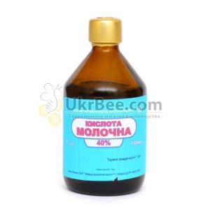 Молочная кислота (Варроатоз)