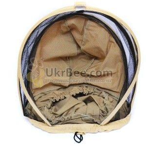 """Шляпа """"Евро"""" с защитной сеткой (100% коттон) (Рис 5)"""