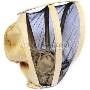 """Шляпа """"Евро"""" с защитной сеткой (100% коттон) (Рис 3)"""