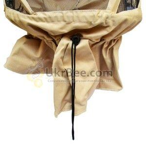 """Шляпа """"Евро"""" с защитной сеткой (100% коттон) (Рис 8)"""