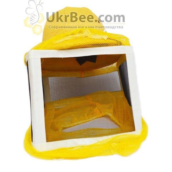 Пчеловодная маска с металлической сеткой, США (рисунок 4)