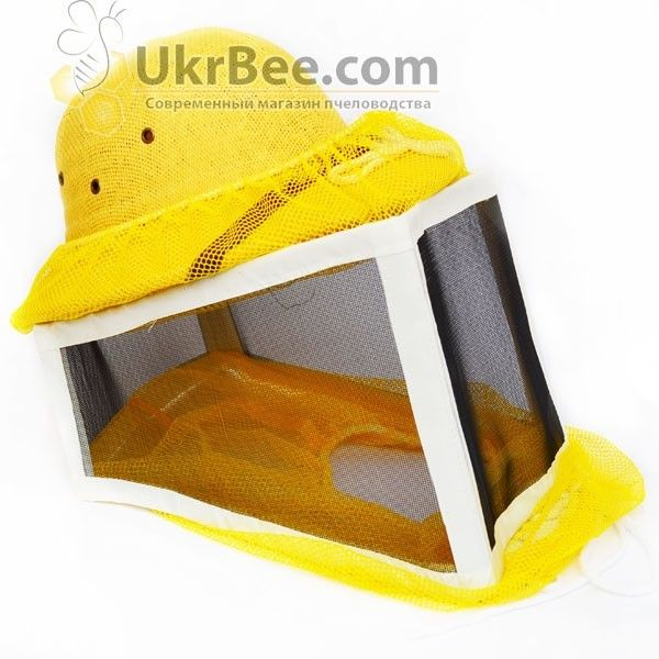 Пчеловодная маска с металлической сеткой, США (малюнок 5)