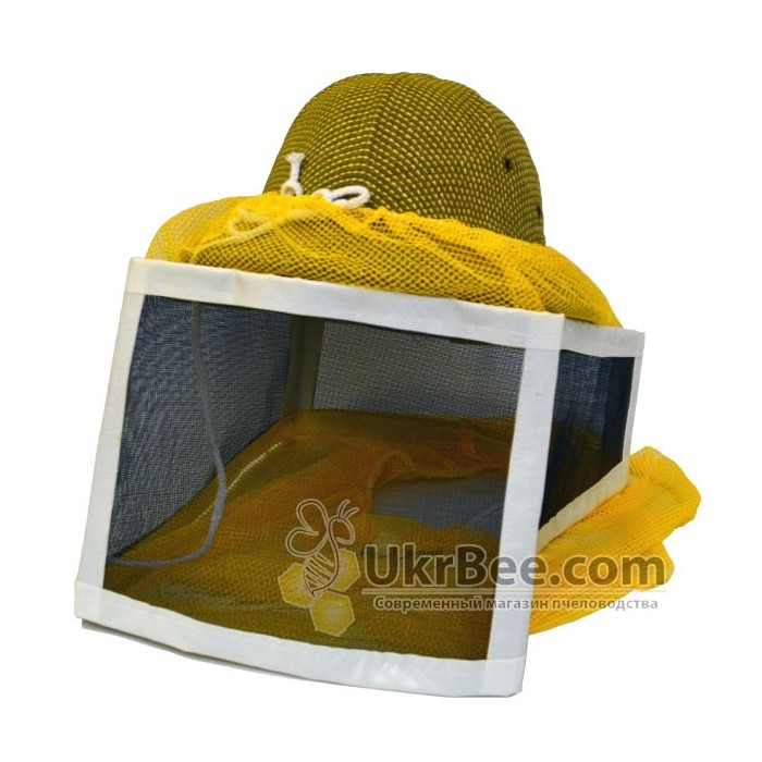 Пчеловодная маска с металлической сеткой, США