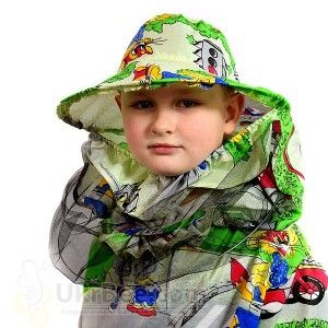 Куртка с маской детская, рис.