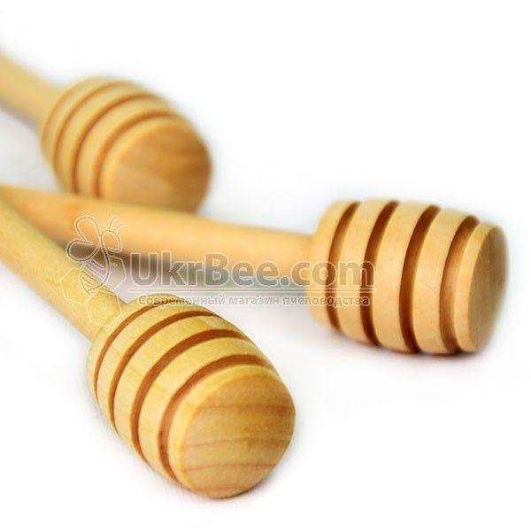 Ложка для меда (деревянная), рисунок 4