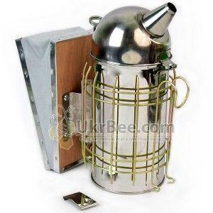 Дымарь пчеловода из нержавеющей стали, рисунок , рис.