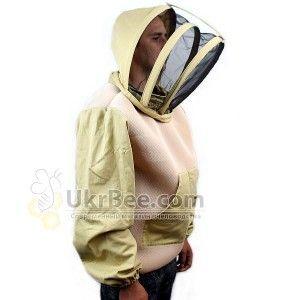 Куртка бджоляра Оptima LUX (котон+сітка), мал. 3