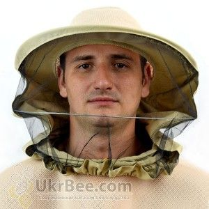 Куртка бджоляра Оptima LUX (котон+сітка), мал. 5