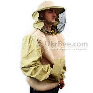 Куртка бджоляра Оptima LUX (котон+сітка), мал. 6