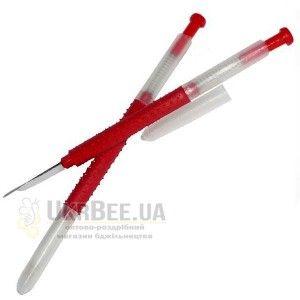 Шпатель переноса личинок (автомат). Китайский шпатель высокого качества.
