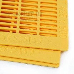 Решетка разделительная Никот (Ганемановская решетка Nicot) на 10 и 12 рамок, рис. 3