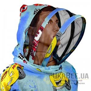 Куртка бджолярська, шапка євро (бязь), мал. 1