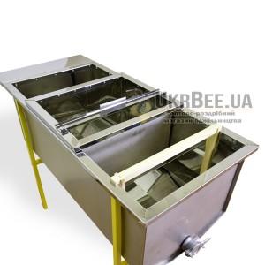 Стол для распечатывания сот (фото 4)