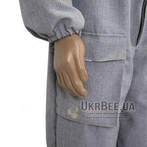 """Комбинезон """"Евро ЛЮКС"""", ткань: лен-габардин (фото 4)"""