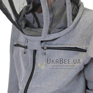 """Комбинезон """"Евро ЛЮКС"""", ткань: лен-габардин (фото 6)"""