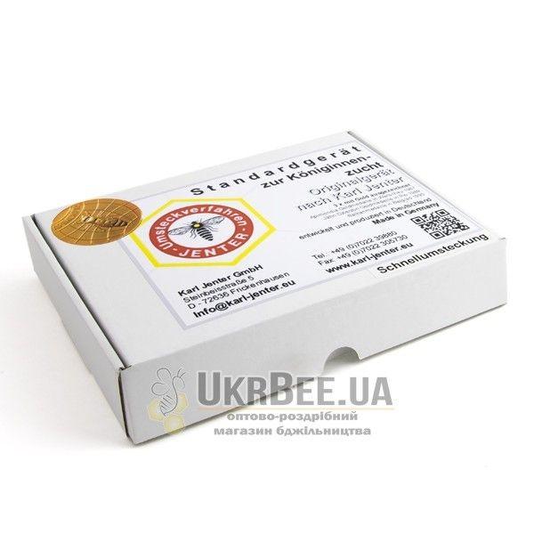 Набор 015 Джентерского сота позволяет эфективно получать маточное молочко (рис 1)