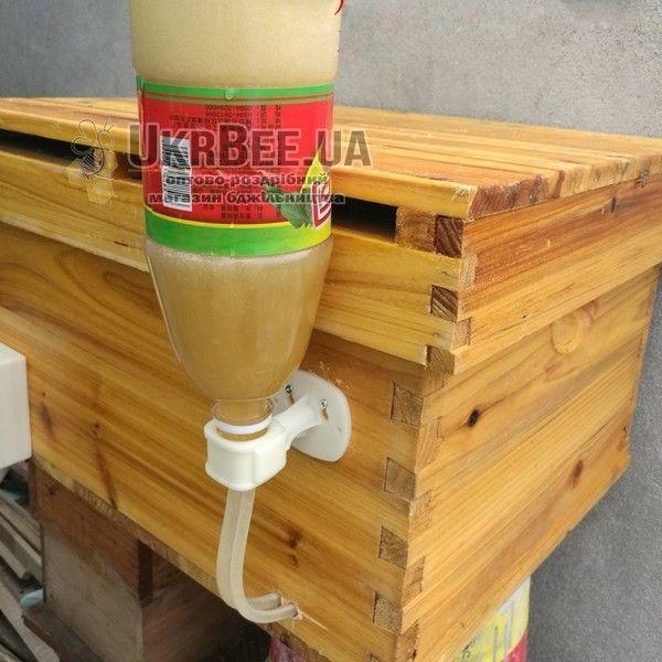 Вакуумная кормушка/поилка для пчел наружная (рис 5)