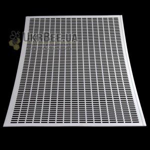 Решетка разделительная 10 рамочная 425×500мм  (ганемановская) рис 1