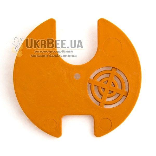 Льотковий загороджувач круглий. Пластик Ø 80 мм (мал 2)