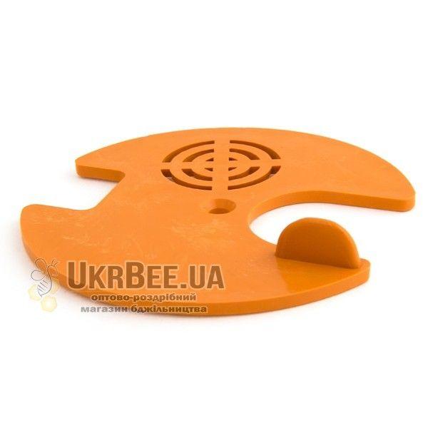 Летковый заградитель круглый. Пластик Ø 80 мм (рис 4)