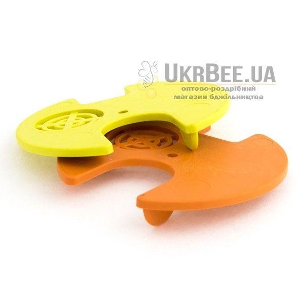 Льотковий загороджувач круглий. Пластик Ø 80 мм (мал 5)