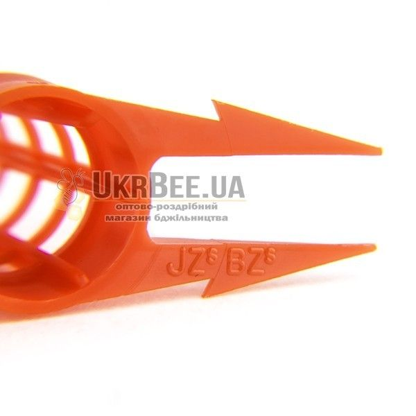 Ковпачок для маточника №2 JZ-BZ США (з одним вушком збоку), мал. 1