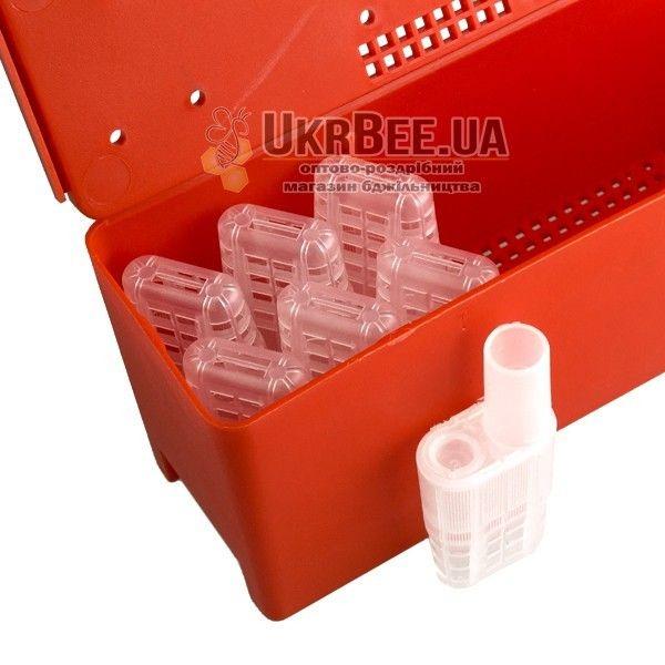 Коробка транспортировочная JZ-BZ (USA) для 20 клеточек, рис. 1