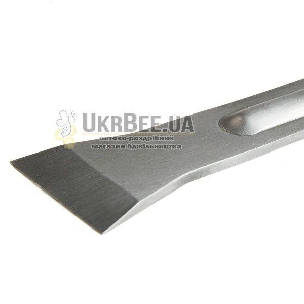 """Стамеска з подвійним підхватом """"Long Tool"""" (39 см), НЕРЖ, мал. 1"""