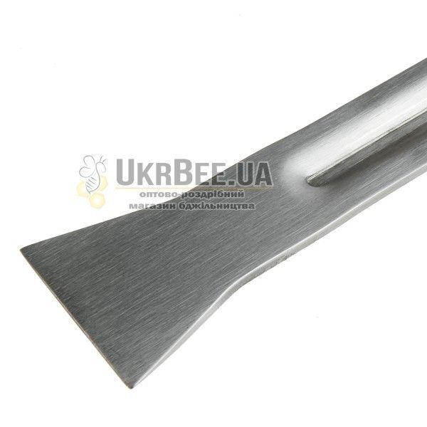 """Стамеска з подвійним підхватом """"Long Tool"""" (39 см), НЕРЖ, мал. 3"""