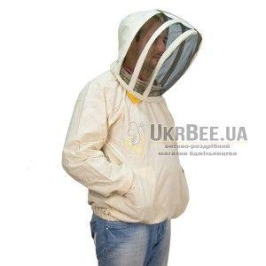 "Куртка бджоляра (бязь), шапка ""Євро"", мал. 1"