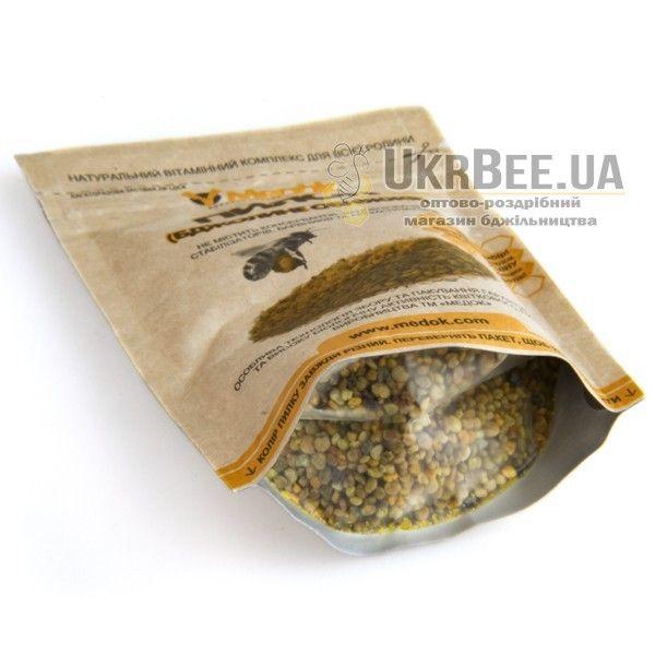 Пыльца (пчелиная обножка), 100 гр (рис 3)
