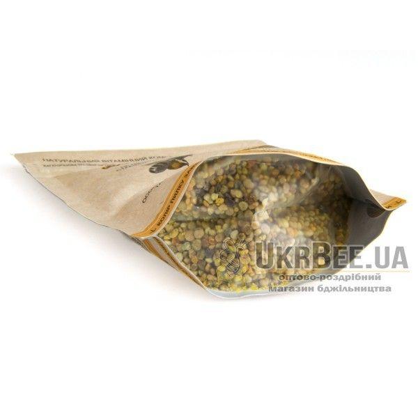 Пыльца (пчелиная обножка), 100 гр (рис 4)