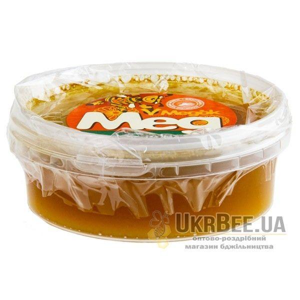 Мед з прополісом, 200 гр, (мал. 2)