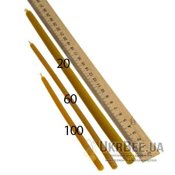 Свеча восковая №60, (мал. 4)