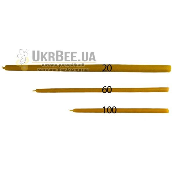 Свеча восковая №60, (рис. 5)