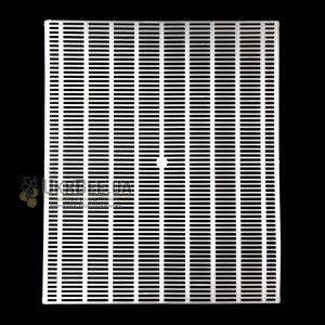 Решітка роздільна на 10 рамок УКРАЇНА (мал 1)