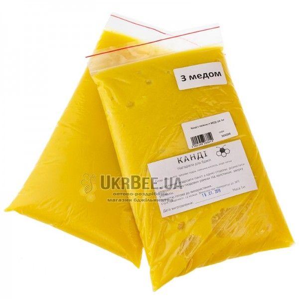 Канди с пыльцой (+мед) 1 кг, рис. 3