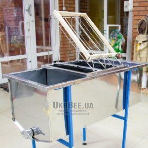 Подставка для рамок (на стол для распечатки) НЕРЖ., рис. 5