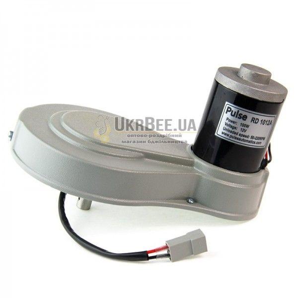 Електропривід ремінний для медогонки Pulse RD (12 V, 100 W), мал. 3