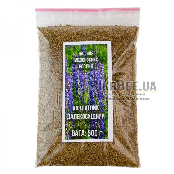 Козлятник Дальневосточный. 500 г. Семена медоносов, (рис. 3)